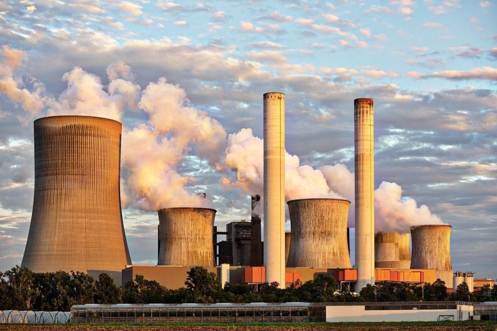 Power Plant Organization