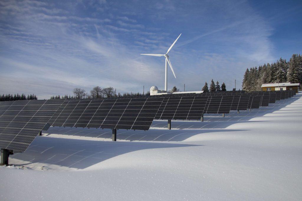 Jean-Patrice Delia talks Renewable Energy